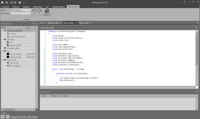 C# редактор